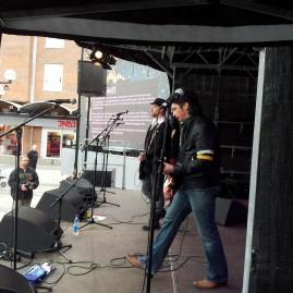 Stage Sound