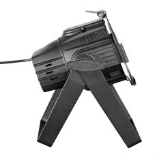 Cameo Mini Studio PAR 7x3W, svart