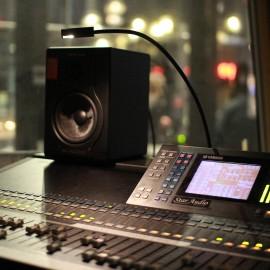 Live-inspelning