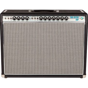 Fender Twin (Silverface)