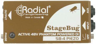 Radial SB4 (Piezo DI)