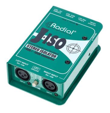 Radial J-Iso (isolator)